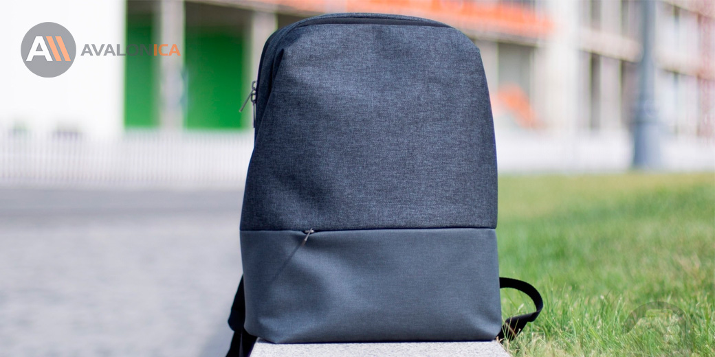 Рюкзак Xiaomi (Mi) 90 Points Urban Commuting Bag Black