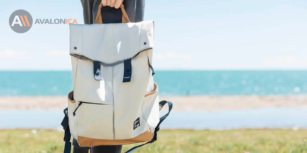 Рюкзак Xiaomi Urevo Youqi Energy College Leisure Backpack