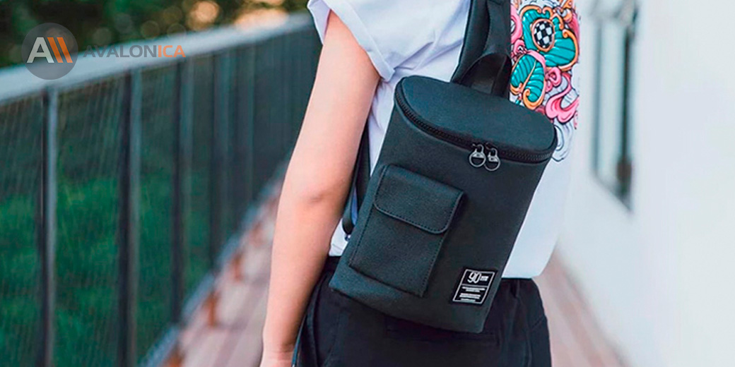 Рюкзак Xiaomi (Mi) 90 Points Chic Leisure Backpack 305*180*405mm (Female)
