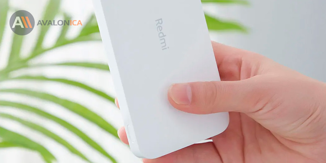 Внешний аккумулятор Power Bank Xiaomi (Mi) REDMI 10000mAh Dual USB/USB Type-C Белый