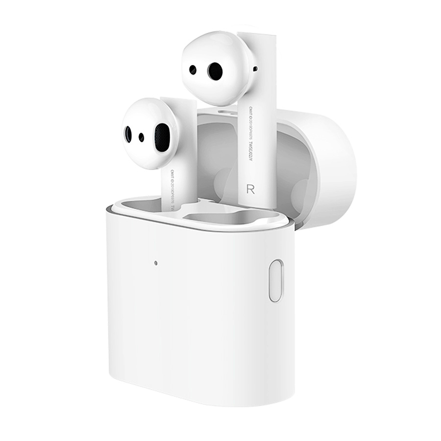 Беспроводные стерео-наушники Xiaomi (Mi) AirDots PRO 2 Mi True Wirless Bluetooth Air 2 GLOBAL White