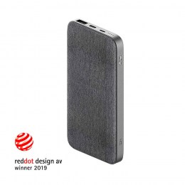 Внешний аккумулятор  Power Bank Xiaomi (Mi) ZMI 10000mAh Ligtning IN/2-way USB-C PD (QB910M Grey), серый ТТХ