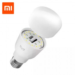 Лампочка Xiaomi Yeelight Smart Led Bulb 1S (White) (YLDP15YL), белый