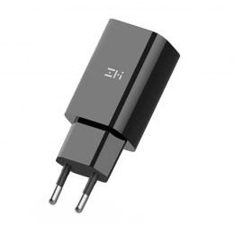 Сетевое зарядное устройство Xiaomi (Mi) ZMI 18W USB-A QC 3.0 fast charging charger EU (HA612) Black