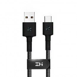 Кабель USB/Type-C Xiaomi Braided Cable 100см GLOBAL черный