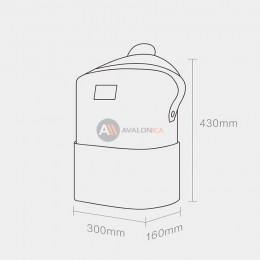 Рюкзак Xiaomi (Mi) 90 Points Lecturer Leisure Backpack