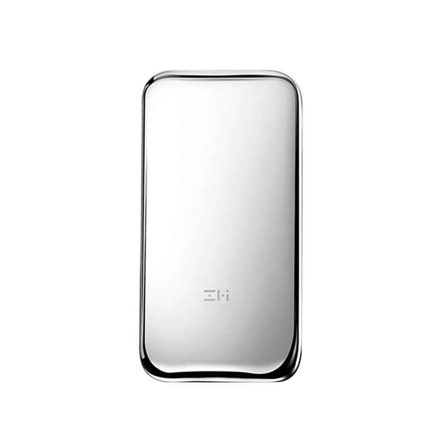Внешний аккумулятор Xiaomi Mi ZMI Power Bank Space 6000mAh Silver (QPB630)