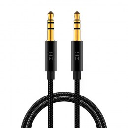 Кабель AUX 3.5mm ZMI Audio Cable 1000mm Black