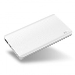 Внешний аккумулятор Xiaomi Mi ZMI Power Bank 5000 mAh White (QB805)