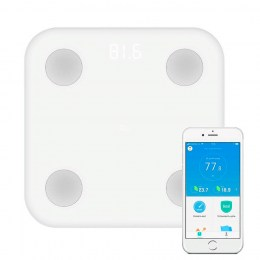 Умные весы Xiaomi Mi Body Composition Scale White